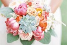 Beautiful Wedding Blooms / Gorgeous bouquets and arrangements for your wedding day, curated by BRIDES and HuffPost Weddings.