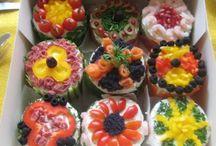 Foodie Ideas / by Jill Gehrig