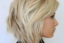 hair / Easy and stylish hair inspo