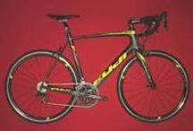 Top-Speed Bikes / Race bikes for track, tri, and TT cyclists.