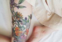  tattoos  / by Emily Yoakum