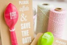 Save The Date! / Cute and creative ways to spread the word about your wedding. / by HuffPost Weddings
