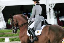 Horse show in style! / by Kathy Duffy