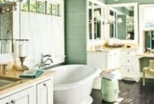 Master Bath / by Laura Spillers