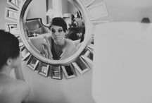 weddings: mirrors / by Emily @ Anna Delores Photography