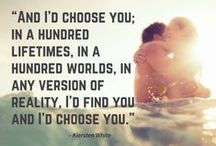 Love & Marriage Quotes / The very best things said about love and happy relationships. / by HuffPost Weddings