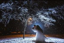 Winter Weddings / Because the cold never bothered you anyway / by HuffPost Weddings