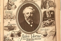 Jules Verne / Jules Verne was born on 8 February 1828. He is best known for his novels Journey to the Center of the Earth (1864), Twenty Thousand Leagues Under the Sea (1870), and Around the World in Eighty Days (1873). http://www.vjv.com/