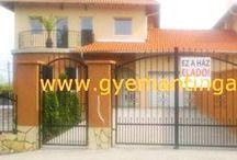 Diósdi eladó házak