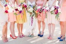 Spring Weddings / Everything you want and need for a lovely springtime celebration! / by HuffPost Weddings