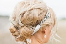 Wedding Hairstyles / Big Day 'dos for every bride! / by HuffPost Weddings