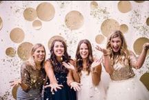Photobooth & Backdrop Ideas / Decoraciones creativas para tus fotos