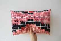 Cushions, Pillows, and Poufs! / Fluff up your life! Pillows, cushions, floor cushions, and poufs! / by Avril Loreti | Modern Home