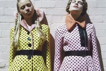 Polka Dots / Polka dot prints and confetti patterns / by Avril Loreti | Modern Home