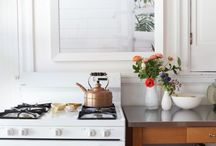 Kitchen Inspiration. / Beautiful kitchens and tasteful products that inspire. / by Avril Loreti | Modern Home
