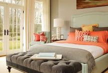 Master bedroom / The house that we don't own will have a bedroom that looks something like this... / by Talonted Lex