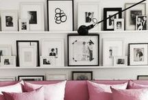 Living Room / Lounge / The house that we don't own will have a living room that looks something like this... #decor
