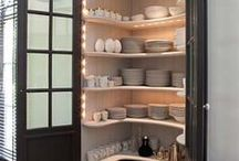 Pantry / The house that we don't own will have a pantry that looks something like this... / by Talonted Lex