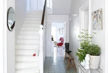Entrance hallway / The house that we don't own will have a hallway that looks something like this... / by Talonted Lex