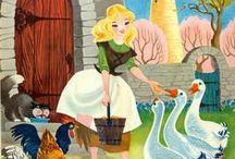 Art I Love - Children / Beautiful Vintage & Newer Cards & Art with Children