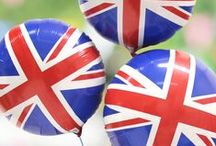 street party / with her Majesty's 90th birthday celebrations coming up - ideas for the perfect Great British street party.