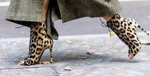 Leopard Print Is A Neutral / Oh leopard print how I love you? Whether you go full on leopard print with a faux fur coat, or stick to leopard print accents of shoes, handbags and belts... I love it all!