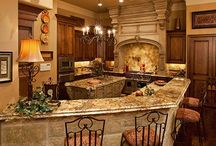 Beautiful kitchens / Beautiful spaces to cook in. To be added message me or leave a comment on a recent pin.