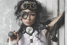 steampunkery / by Apryl Lowe