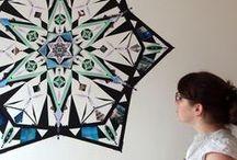 > Art & illustration<  / by Michelle Houghton Artwork