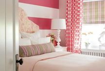 Bedrooms - tween girls / by Allison Hepworth {House of Hepworths}