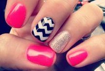 Nails / by Jennifer Besczezynski
