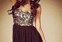 My Style/Dresses / by Jennifer Besczezynski