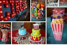 circus birthday party / by ginger gaskell