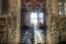 Abandoned Places / by Hilary Davidson