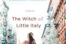 The Witch of Little Italy / All things associated with the novel THE WITCH OF LITTLE ITALY (Saint Martin's Press/Griffin) on shelves now! Target, Barnes and Noble, Powells, BAM, and... local indies everywhere. (Love the indies...)