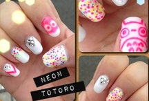 MOMO NAILS / nails done by me :)  / by Momoko Cunneen
