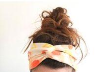 > Hair <  / by Michelle Houghton Artwork