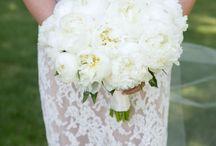 Neutral Wedding Inspiration / Nude, beige, champagne, grey, ivory, blush / by Lauren Hainsworth