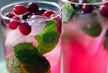 Foodie: Drinks / by Cassandra Thibault