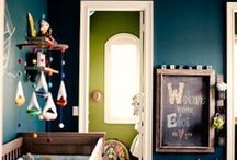 > Kids Room <  / by Michelle Houghton Artwork