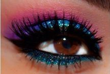 Gorgeous Eyes / Eye makeup  / by Tiffany Bucy