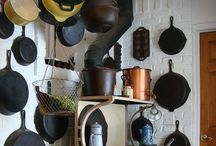 Cast iron / by Stringtown Home