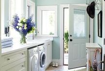 Laundry room / by Sharon Collantine