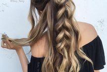 Boho Hair & Make Up Bohemian / Bohemian Hair Styles
