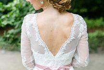 Brautkleider von Cindy & Ella / Brautkleider, die wir individuell für die Braut designt haben.