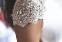 Brautkleid Details Spitzen / Spitzen und Stoffe fürs Brautkleid finden Sie auf Brautkleid-Spitze.de