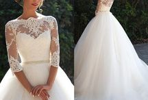 Brautkleider Prinzessin / Bei der Hochzeit wie eine Prinzessin glänzen, im wunderschönen Brautkleid... Wir nähen dein Traumkleid nach deinen Wünschen