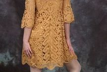 Crochet Clothing by Ira Rott / by IraRott Inc.