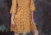 Crochet Clothing by Ira Rott / by IraRott Inc.