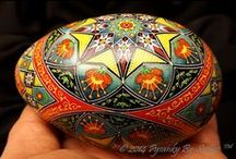 Pysanky and Batik Easter Eggs by SoJeo / So Jeo LeBlond is a self-taught Pysanky / Batik Easter Egg Artist living in Scotsburn, Nova Scotia, Canada. Her works have been sold to private collections worldwide. www.sojeo.com  Tags #pysanky #ukrainian #easter #egg #art #sojeo #so jeo #alcohol #ink #ukraine #pysanka #batik #kistka #pysanka #wax #beeswax #dye